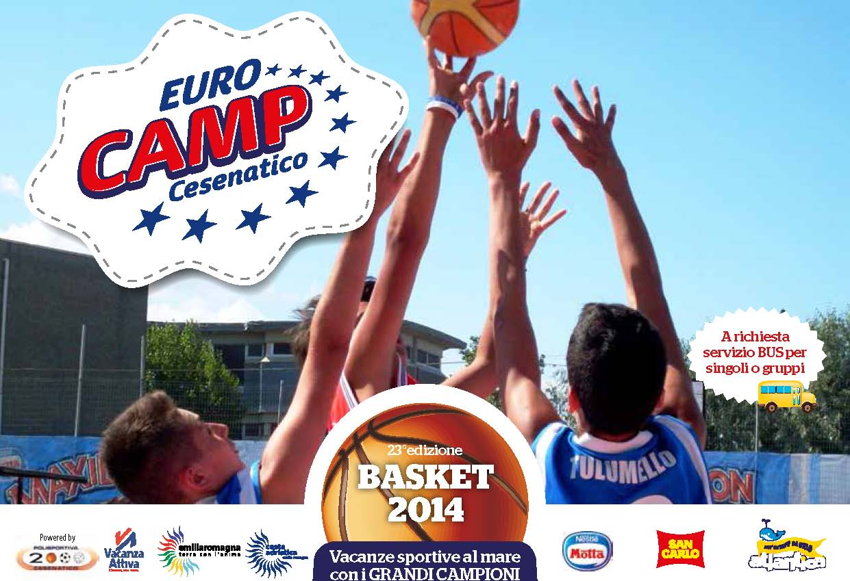 Camp Basket 2014